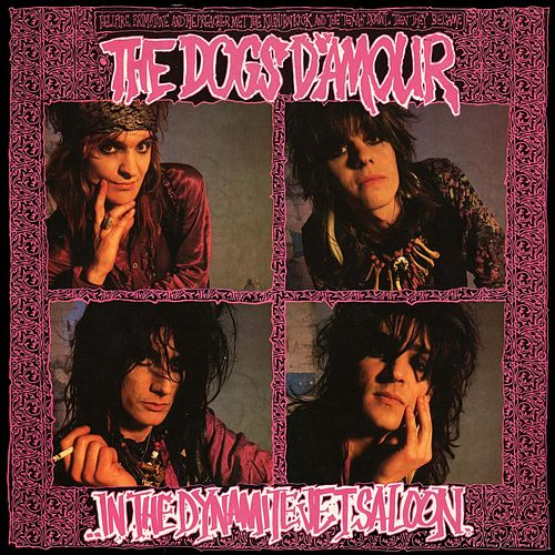 In The Dynamite Jet Saloon by The Dogs D'Amour