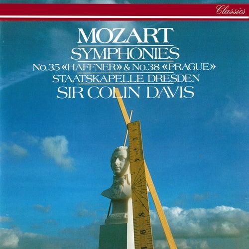 Mozart: Symphonies Nos. 35 & 38 by Sir Colin Davis