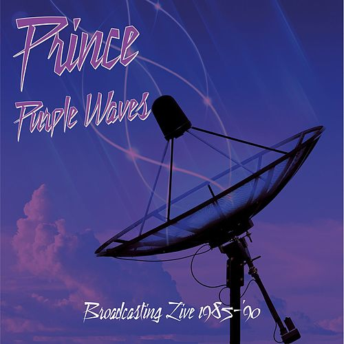 Purple Waves: Broadcasting Live 1985-1990 de Prince