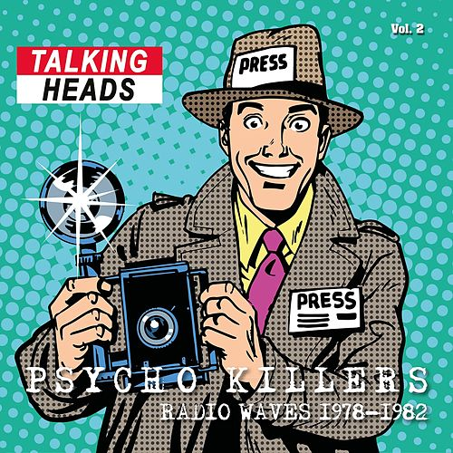 Radio Waves 1978-1983: Psycho Killers, Vol. 2 (Live) de Talking Heads