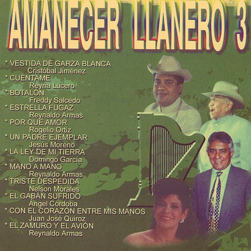 Amanecer Llanero, Vol. 3 de Various Artists