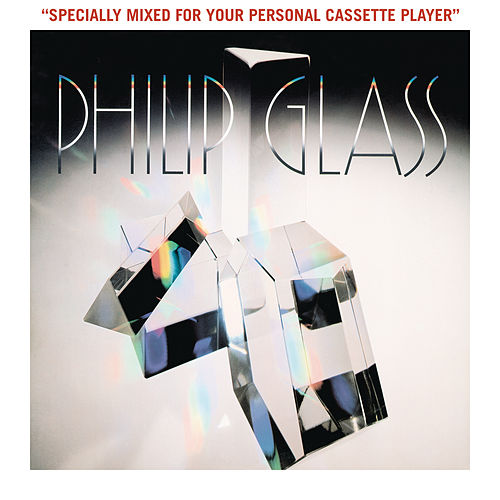Glassworks - Specially Mixed for Your Personal Cassette Player de Philip Glass Ensemble