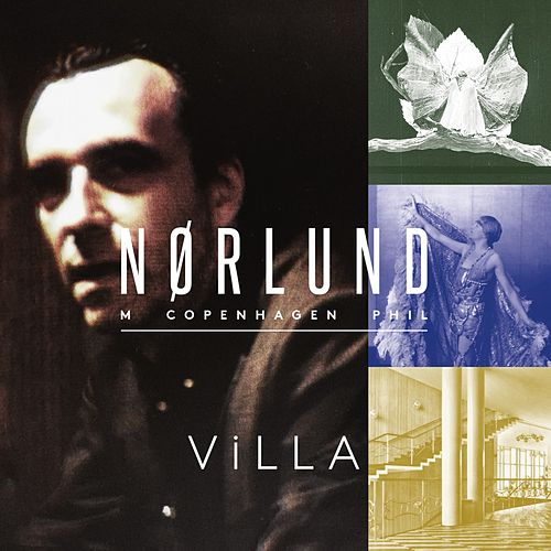 Villa von Nikolaj Nørlund