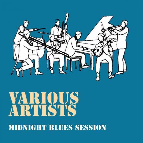 Midnight Blues Session de Various Artists