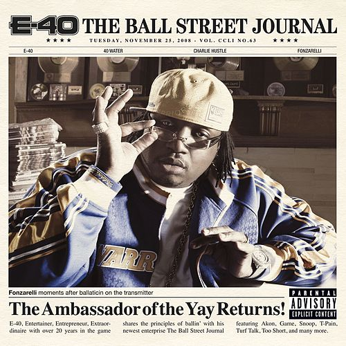 The Ball Street Journal (Explicit Version) von Warren Bletcher