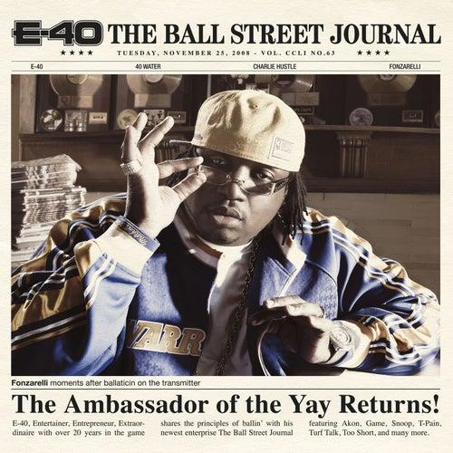 The Ball Street Journal by E-40