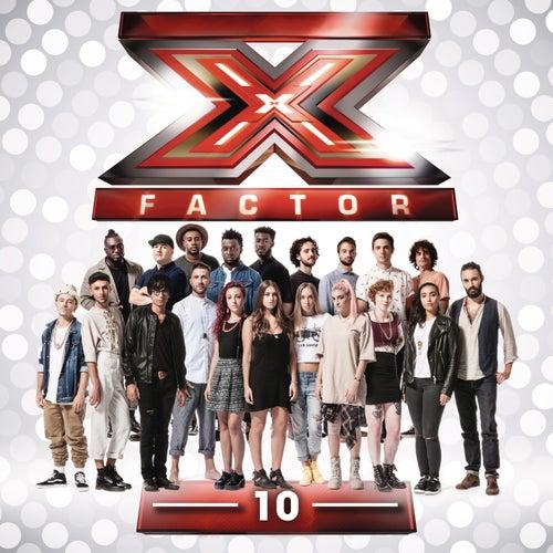X Factor10 Compilation di Various Artists