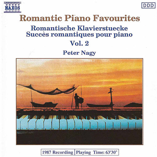 Romantic Piano Favourites Vol. 2 de Various Artists