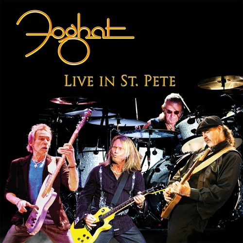 Live in St. Pete by Foghat