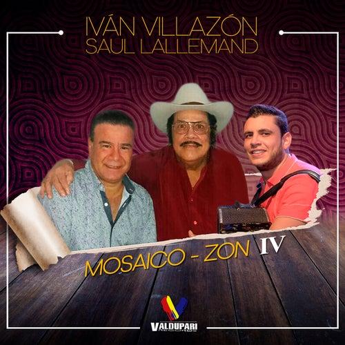 Mosaico-Zon IV von Iván Villazón & Saúl Lallemand