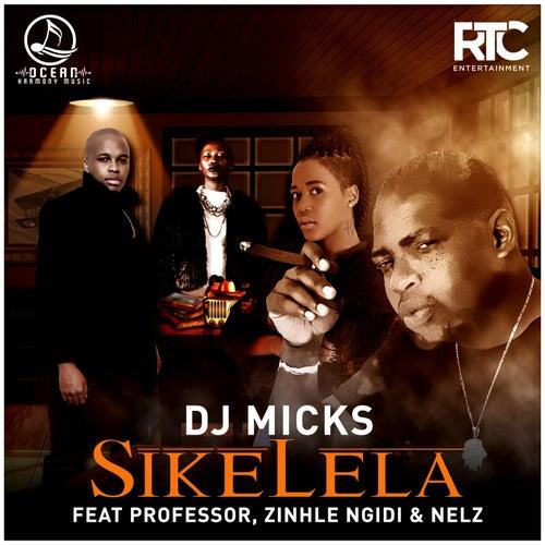 Sikelela (feat. Professor, Zinhle Ngidi & Nelz) de DJ Micks
