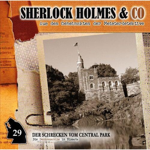 Folge 29: Der Schrecken vom Central Park von Sherlock Holmes & Co