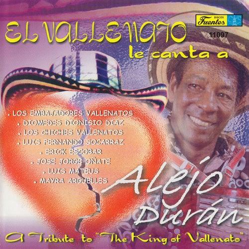 El Vallenato Le Canta a Alejo Durán von Various Artists