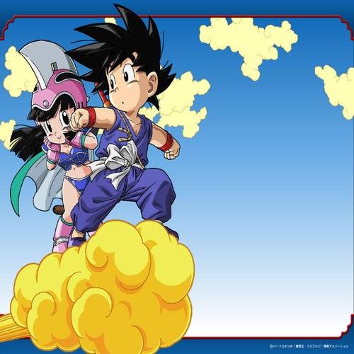 Goku by Chizzy
