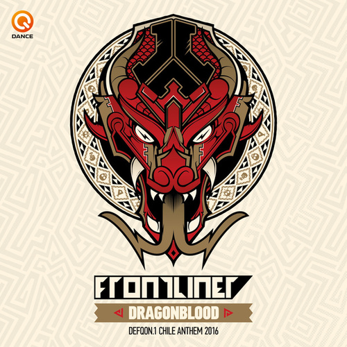 Dragonblood (Defqon.1 Chile Anthem 2016) by Frontliner