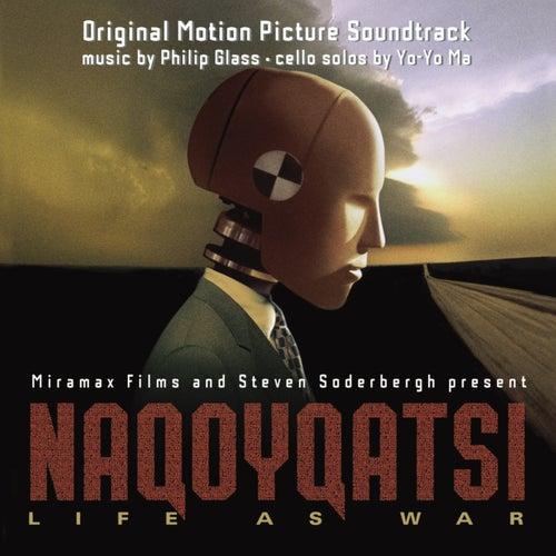 Naqoyqatsi (Original Motion Picture Soundtrack) by Philip Glass Ensemble