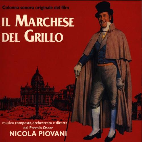 Il Marchese Del Grillo de Nicola Piovani