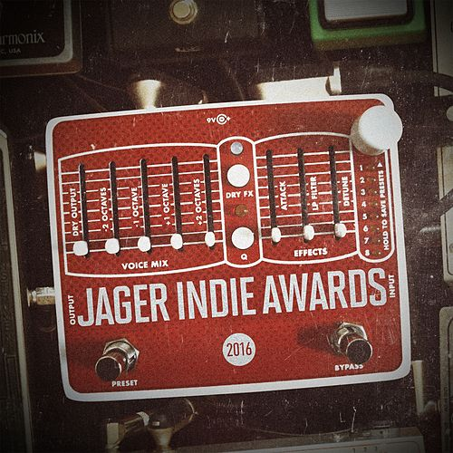 JagerIndieAwards 2016 by Various Artists