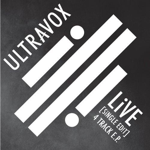 Live EP von Ultravox