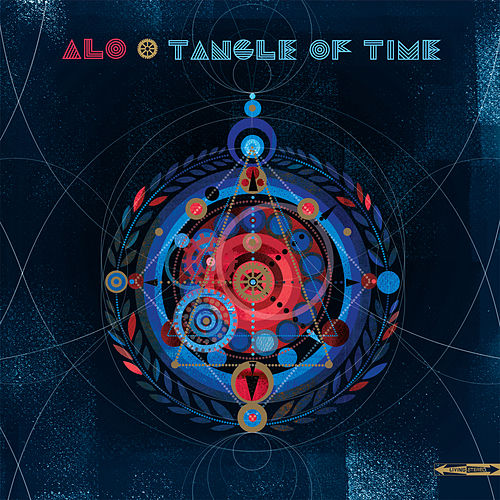 Tangle Of Time by Alo