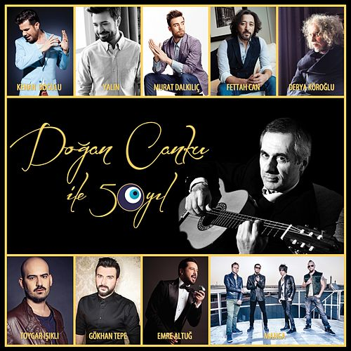 Doğan Canku ile 50 Yıl by Various Artists
