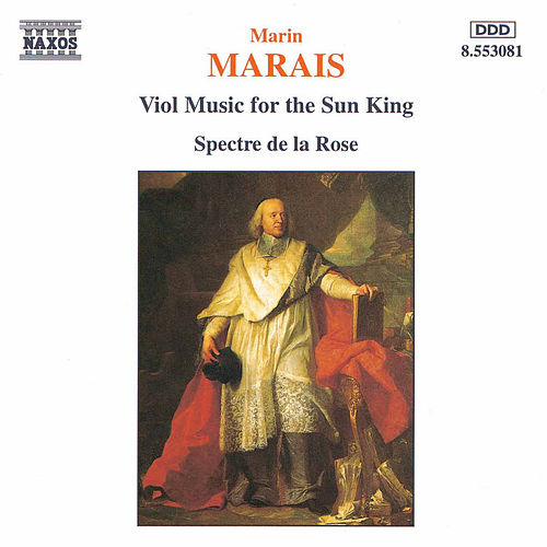 Violin Music for the Sun King de Marin Marais