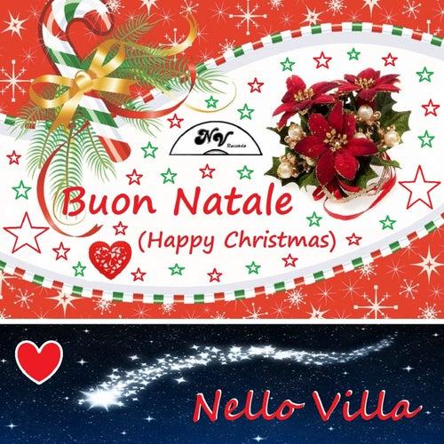 Buon Natale by Nello Villa