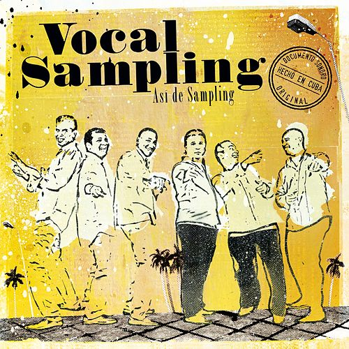 Así de Sampling von Vocal Sampling