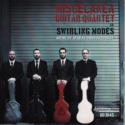 In Swirling Modes von Miscelanea Guitar Quartet