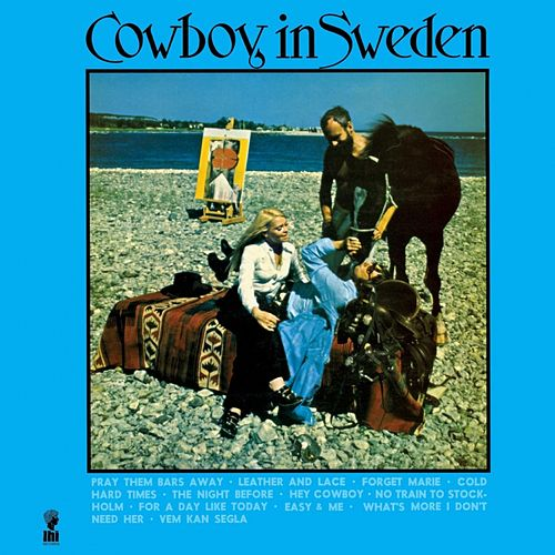 Cowboy in Sweden von Lee Hazlewood