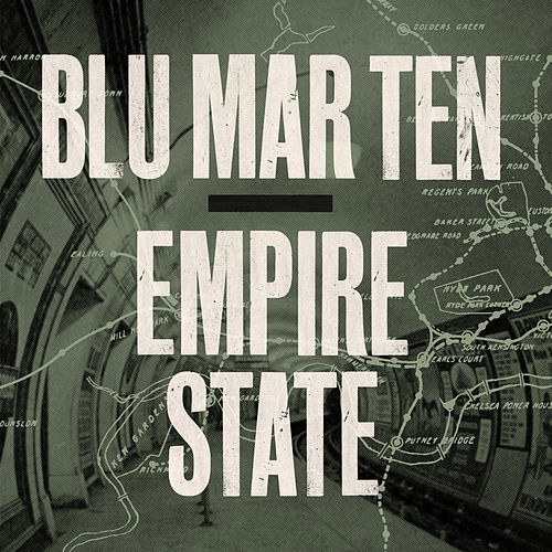 Empire State von Blu Mar Ten
