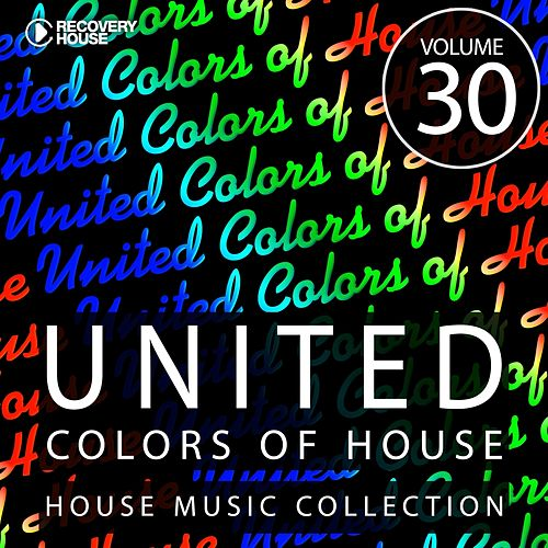 United Colors of House, Vol. 30 de Various Artists
