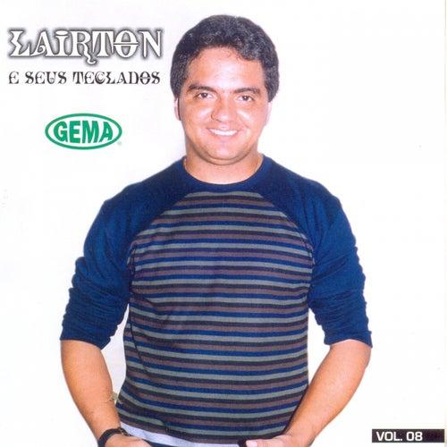 Lairton e Seus Teclados, Vol. 8 von Lairton e Seus Teclados