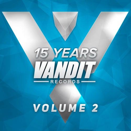 15 Years of VANDIT Records (The Remixes, Vol. 2) von Various Artists