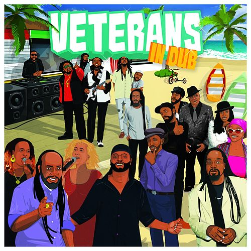 Veterans In Dub (Deluxe Version) by Various Artists
