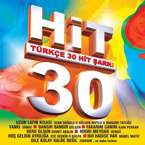 Türkçe 30 Hit Şarkı von Various Artists