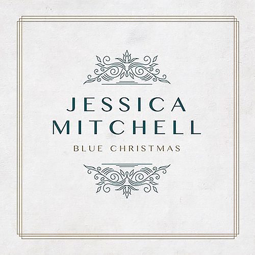 Blue Christmas by Jessica Mitchell
