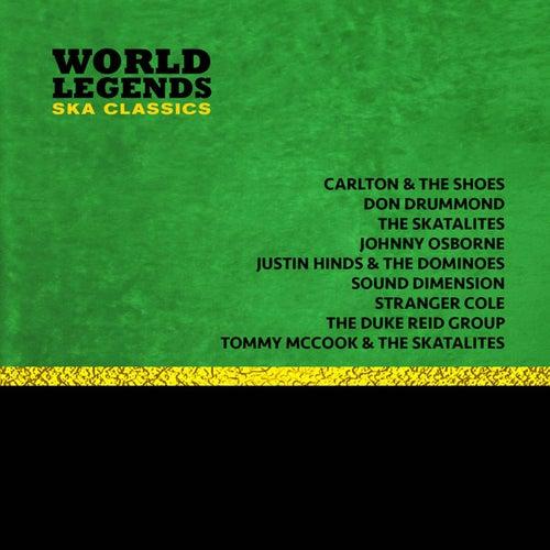 World Legends (Jamaican Ska Classics & Rare Jems) by Various Artists
