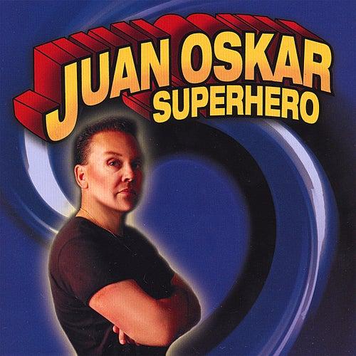Superhero de Juan Oskar