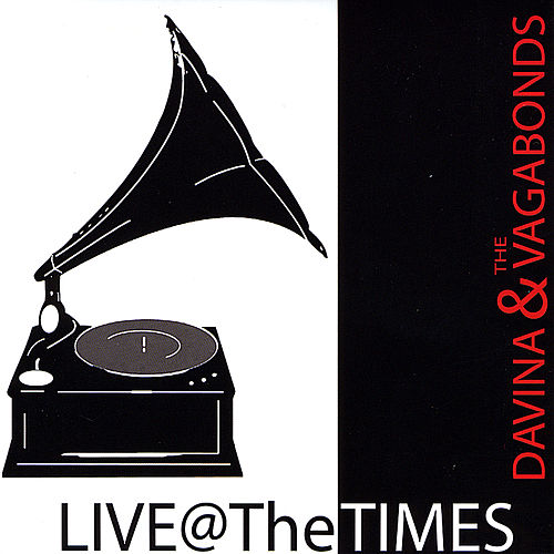 Live At the Times von Davina and The Vagabonds