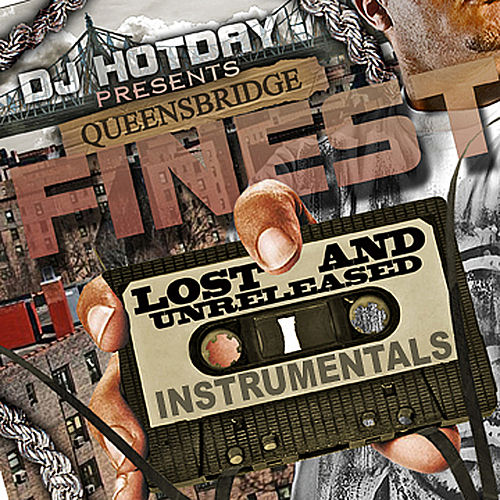 Dj Hotday Present Lost & Unreleased Instrumentals de Various Artists