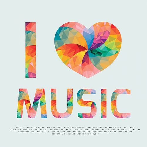 I Love Music, Vol. 5 by Various Artists