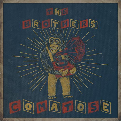The Covers, Vol. 2 - EP de The Brothers Comatose
