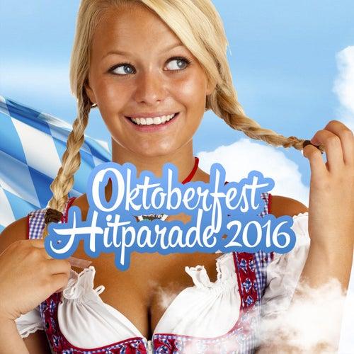 Oktoberfest Hitparade 2016 fra Various Artists