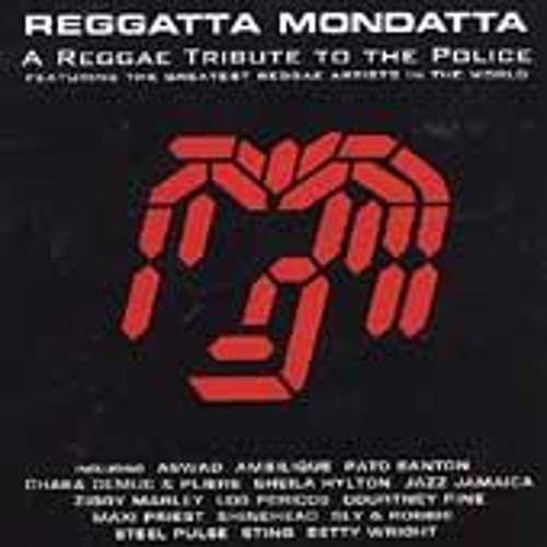 Reggatta Mondatta de Various Artists