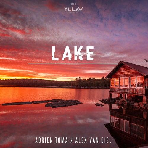 Lake (feat. Alex Van Diel) von Adrien Toma