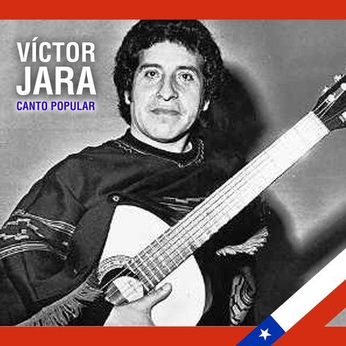 Canto Popular de Victor Jara
