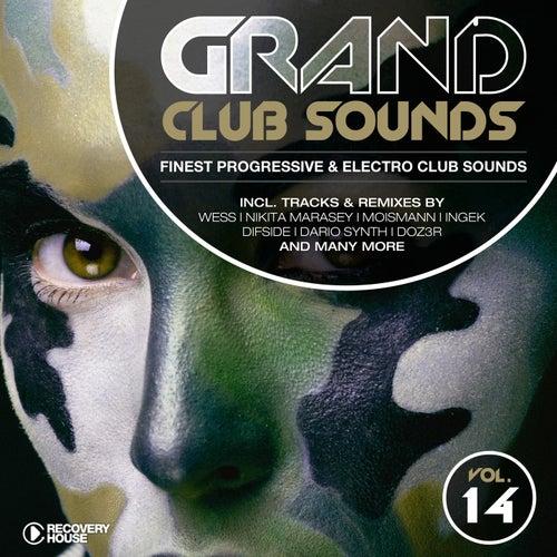 Grand Club Sounds - Finest Progressive & Electro Club Sounds, Vol. 14 de Various Artists