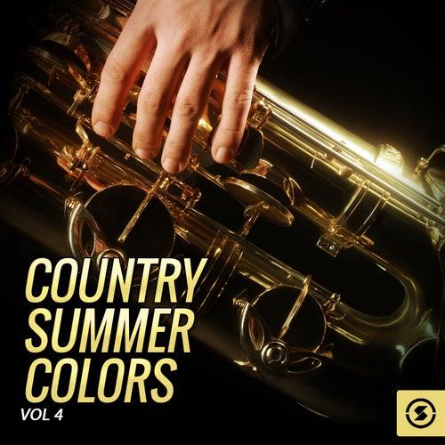 Country Summer Colors, Vol. 4 de Various Artists