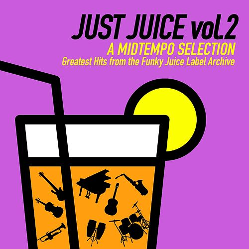 Just a Juice: A Midtempo Selection, Vol. 2 (Greatest Hits from the Funky Juice Label Archive.) de Various Artists